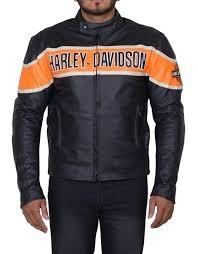 harley davidson victory lane leather jacket 4