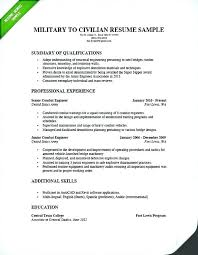 Military Resume Builder 2018 Adorable Free Army Resume Builder Military To Civilian Sample Fullofhell