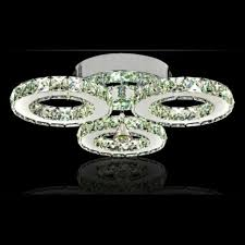 cheap contemporary lighting. modern stainless steel crystal chandeliers ht brief living room lamps led circle chandelierslighting fixture ac90v cheap contemporary lighting
