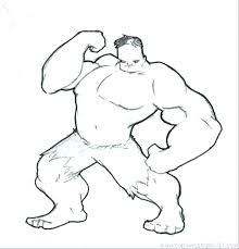 Hulk Coloring Pages To Print Free Hulk Coloring Book Pages The