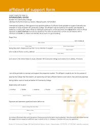 Affidavit Of Support Affidavit Letter Sample Bagnas Affidavit Of Support Sample 14