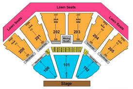 Seating Chart Dos Equis Pavilion