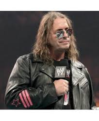 replica wwe bret the hitman hart leather jacket celeberity mens replica wwe bret the hitman hart leather jacket