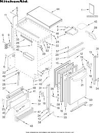 Best kitchenaid dishwasher diagram 6 14150 · wiring