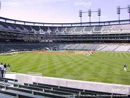 detroit tigers at comerica park section 102 view