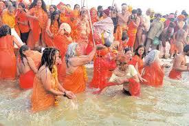Image result for Naga Sadhu Woman Naga Sadhu, Kumbh Mela