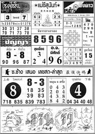 Thailand Lottery Thai Lottery Result And Tips