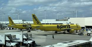 Why I Always Say Yes To Spirit Airlines Big Front Seat