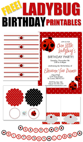 Free E Invitations Baby Shower  Free Printable Invitation DesignFree Printable Ladybug Baby Shower Invitations