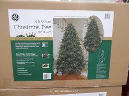 Multiple Colors  PreLit Christmas Trees  Artificial Christmas Artificial Christmas Tree 9ft