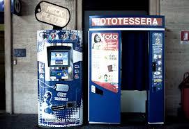 Cabina Fototessere Torino : Dog tag e cabine fototessere dedem automatica piano binari