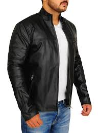 black biker jacket for boys black biker jacket for men