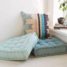 tufted floor pillow. Delighful Pillow Tufted Corduroy Floor Pillow Inside F