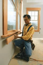 This is a actually simple diy project! Interior Window Trim Ideas Fine Homebuilding