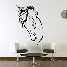 Small Picture Best 25 Horse wall decals ideas on Pinterest Horse themed