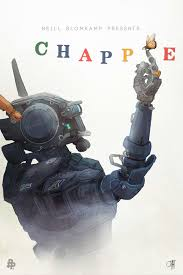 poster posse project 14 neill blomkamp s sci fi film chappie chappie john hughes logos