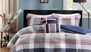 ticking bedding navy remarkable striped varsity twin yellow pink comforter sheets set rugby stripe white izod