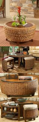 Round Living Room Furniture 17 Best Ideas About Round Coffee Tables On Pinterest Round Wood