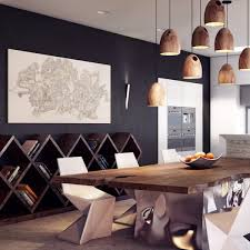 Modern Rustic Dining Room Ideas Wonderful Rustic Modern Dining - Rustic modern dining room ideas