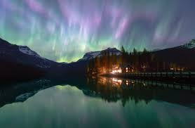 Northern Lights Jasper July Best Time And Place To See The Northern Lights In Canada