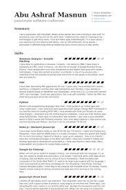 Lead Developer Resume Samples Visualcv Resume Samples Database