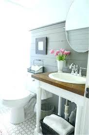 old farmhouse bathroom ideas small sink decoration rustic