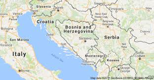 Image result for Mostar map
