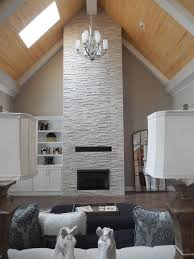 realstone tile fireplace provided by louisville tile vaulted cathedral ceilings silver dollar porter paint wall color st jude dream home 2016