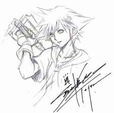 Small Picture 564 best Kingdom hearts images on Pinterest Drawings Playing