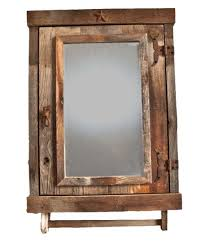 bathroom mirror cabinets rustic. reclaimed farmhouse rustic medicine cabinet with mirror bathroom cabinets pinterest