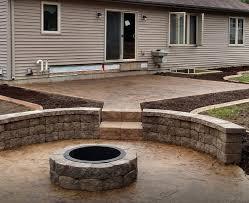 patios designed concrete toledo oh