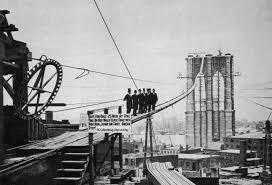 Who Designed The Brooklyn Bridge Brooklyn Bridge Construction And History