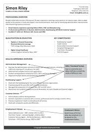 Types Of Skills For Resume Best Resume Samples Images On Template