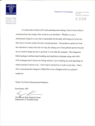 Recommendation Letter Doctor Calmlife091018 Com
