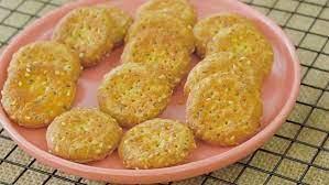 Cách làm bánh quy hành vừng cho bé ăn dặm từ 12 tháng đơn giản