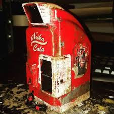 Fallout 4 Nuka Cola Vending Machine Mesmerizing Nerdy NotionZ On Twitter Made Myself A Nuka Vending Machine