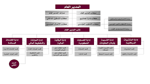 department organizational chart organizational chart basic operations