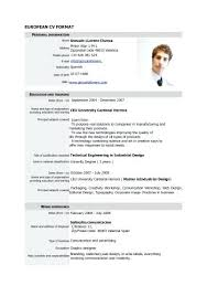 download cv word job resume template co free download a curriculum vitae format