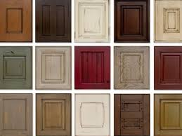 Wood Stain Colors for Kitchen Cabinets