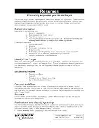 Profiles On Resumes Example Of Resume Profile Profile Resume Example Resume Examples