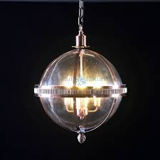 full size of lighting decorative round glass ball chandelier 19 graceful large lantern copper and pics