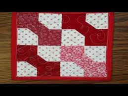 simple quilting projects bow tie quilt pattern layouts - YouTube & simple quilting projects bow tie quilt pattern layouts Adamdwight.com
