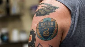 Is This Sports First Chief Tattoo Officer