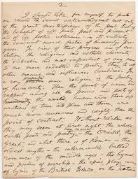 catalog of the walt whitman literary manuscripts in the harris content this manuscript is a late draft lightly corrected of five thousand poems an essay first published in the critic 16 1887 and collected