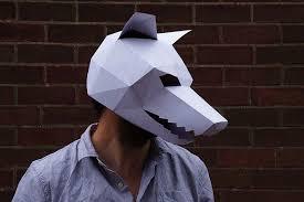 3d geometrical masks steve wintercroft 10