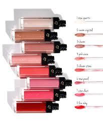 cle de peau beaute radiant lip gloss perfect makeup book 1 rose quartz