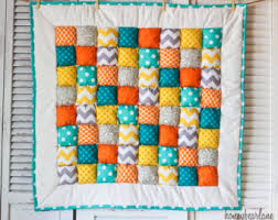 How to Make a Rag Puff Quilt Pattern PDF File & Puff Quilt Patterns Bundle of Four PDF File Adamdwight.com