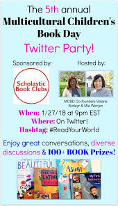 multicultural children s book day twitter party jan 27
