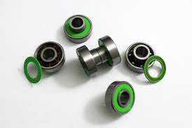 skateboard bearing spacer. zealous built-in spacer bearings skateboard bearing h