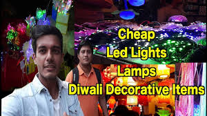 Bhagirath Palace Diwali Lights Cheap Diwali Lights Wholesale Market Chandani Chowk Bhagirath Palace Vlog 1 2017